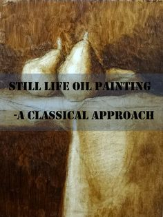 Oil Painting Lessons Still Life Painting Tutorial by by livuska, $5.99