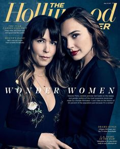 """Can #WonderWoman director Patty Jenkins make the superhero world safe for female filmmakers? Warner Bros. gambles $150 million on its first woman-centered comic book movie with a filmmaker whose only prior big-screen credit was an $8 million indie: """"I can't take on the history of 50% of the population just because I'm a woman."""" Read the cover story - link in bio ⬆️ Photo: @millermobley"""