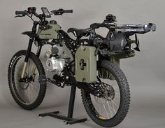 Zombie Stuff: Motoped Survival Edition