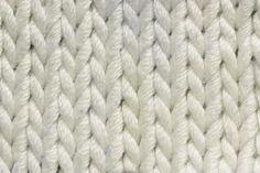 How to Convert Crochet to Knit ❥ 4U // hf