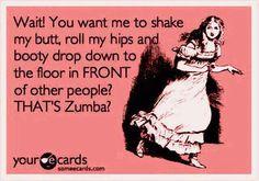 Yup, that's Zumba :)