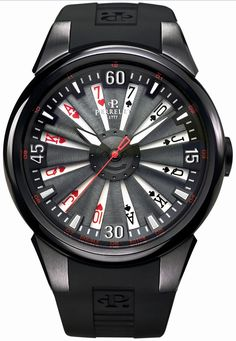Perrelet Turbine Poker & 007 Limited Edition Watches | aBlogtoWatch