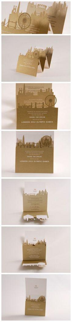 cut-out silhouettes multi-fold overlay Paper Design, Book Design, Layout Design, Print Design, Brochure Layout, Brochure Design, Printing And Binding, Leaflet Design, Graphic Design Studios