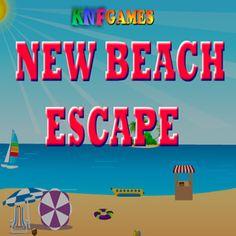 NEW BEACH ESCAPE – KNF GAMES
