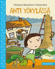 A childrens book published by Tammi.  #childrens book #illustration #boy #adventure #teresebast