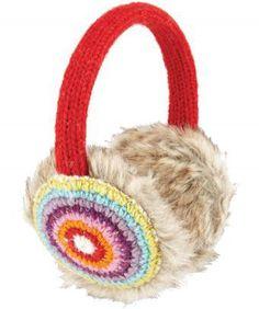 Remarkable Rainbow Earmuffs #JoeBrowns #WhatIfXmas