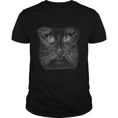 Awesome Tee Cat mask cat t shirt Shirts & Tees