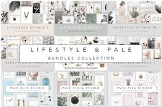 Styled Stock Photography Collection - Lifestyle & Pale Bundles Collection by Floral Deco on Web Design, Graphic Design, Design Typography, Branding Design, Creative Market Fonts, Adobe, Stock Background, Photoshop Photography, Deco