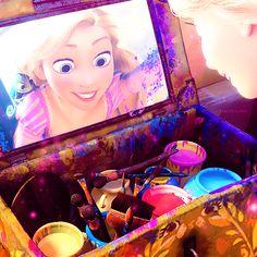 the paint box