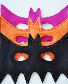 DIY Halloween : DIY Bat Mask DIY Halloween Decor