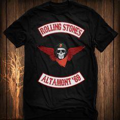 Rolling Stones Altamont T-Shirt