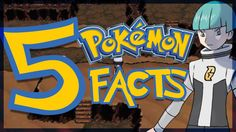 5 Facts You May Not Know About Pokemon<<<shards for other games, like gold and silver?...