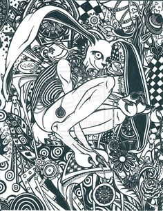 Google Image Result for http://fc05.deviantart.net/fs50/i/2009/282/f/d/Mad_Wonderland__The_March_Hare_by_Puck_Sexton.jpg