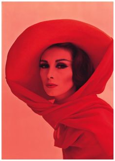RED, SHE SAID - wilhelmina f c gundlach hamburg-1965