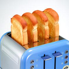 Accents by Morphy Richards Australia Small Appliances, Kitchen Appliances, Home Chef, Kitchen Equipment, Toaster, Accent Decor, Oven, White Plum, Black White