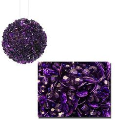 6 Christmas Ball Ornaments - 4.25'' by Gordon Companies, Inc. $105.00. Picture may wrongfully represent. Please read title and description thoroughly.. Shipping Weight: 2.00 lbs. This product may be prohibited inbound shipment to your destination.. Please refer to SKU# ATR25782481 when you inquire.. Brand Name: Gordon Companies, Inc Mfg#: 30736720. 6 Christmas ball ornaments/purple sequins, faceted beads and small round beads/hanger included/4.25'' dia./110mm/made...