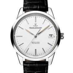 Jaeger-LeCoultre Geophysic® True Second
