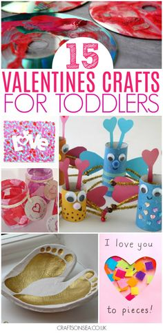 Everything you need in one place with over 40 Valentines Day activities for toddlers including crafts, sensory play, fine motor activities and more.