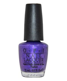 Look at this Purple With a Purpose Nail Polish on #zulily today!