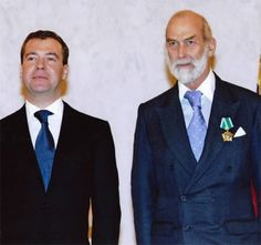 Photo Gallery - Prince Michael of Kent