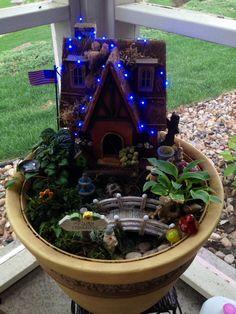Fairy garden 2014