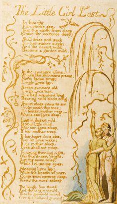 blake as a visionary poet