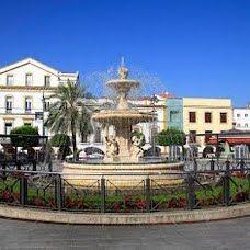 Mérida, Plaza de España.