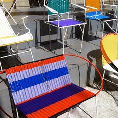 Marni Chairs at Milan Design Week
