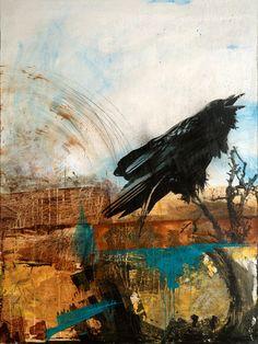 Crow art.