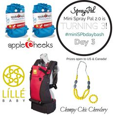 Spray Pal Blog: Day 3 {#miniSPbdaybash}