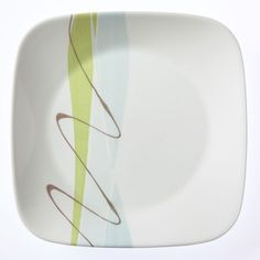 <h2>Description</h2>Corelle® Square™ dinnerware features sleek, squared shapes with rounded corn...