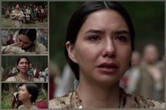 This actress is amazing, and this scene was heartbreaking. Outlander Novel, Diana Gabaldon Outlander Series, Outlander Tv Series, Outlander Characters, Drums Of Autumn, Jamie And Claire, Caitriona Balfe, Life Pictures, Jamie Fraser