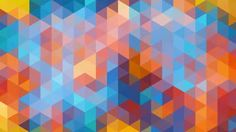 pattern geometric triangle - Pesquisa Google