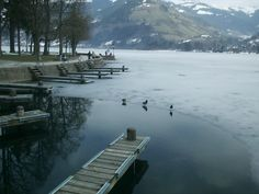 Ski Resorts in Austria - Zell Am See Skiing