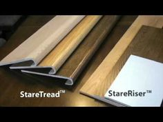 How to install wood on stairs – Starecasing Product Overview – carpet stairs Redo Stairs, Oak Stairs, Basement Stairs, House Stairs, Carpet Stairs, Refinish Stairs, Basement Windows, Hardwood Stairs, Concrete Stairs