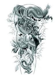 dragon japones tattoo - Buscar con Google