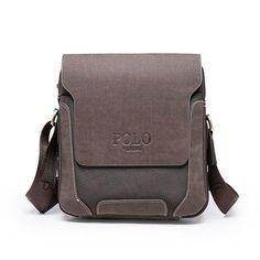 2018 POLO VIDENG Bag Brand Men Fashion Canvas - Men s Store Mens Crossbody  Bag 89b9b80956d59