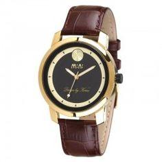 """Reloj """"Classic Gold"""" para hombre"""