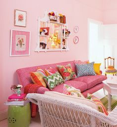 If we had a beach house, my office would look like this...but, there would be a desk.