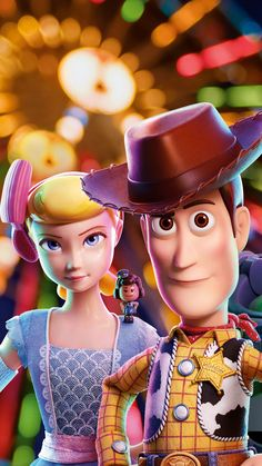 Bo Peep & Woody In Toy Story 4 Animation Ultra HD Mobile Wallpaper. wallpaper Bo Peep & Woody In Toy Story 4 Animation Cartoon Wallpaper, Watercolor Wallpaper Iphone, Wallpaper Images Hd, Disney Phone Wallpaper, Movie Wallpapers, Cute Wallpapers, Wallpaper Backgrounds, Ultra Hd 4k Wallpaper, Disney Pixar