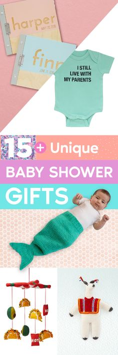 Rock the cradle and give the expecting parents something unexpected!