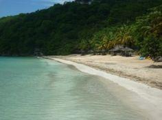 Canouan Nice beach