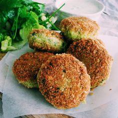 Hawaiian Coconut & Macadamia Fish Cakes -