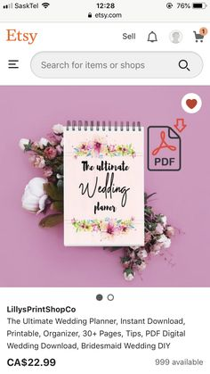 The ultimate wedding planner – Site Başlığını Yazınız Plan Your Wedding, Diy Wedding, Wedding Planning, Planner Board, Wedding Planner Binder, Planning And Organizing, Wedding Bridesmaids, Real Weddings, Helpful Hints