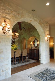 Stone Arch Design Ideas, Pictures, Remodel, and Decor - page 8