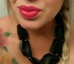 Put on some 'LIPSTAIN' & Live a little!  Younique's Upper Lip Stain in SKITTISH!  This stuff is amazing and most definitely STAYS PUT!     www.youniqueproducts.com/BrittanyMarie
