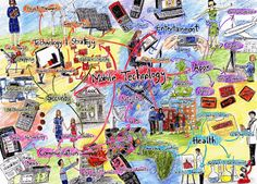 Mind Map Art: Showcasing the Worlds Finest Mind Maps