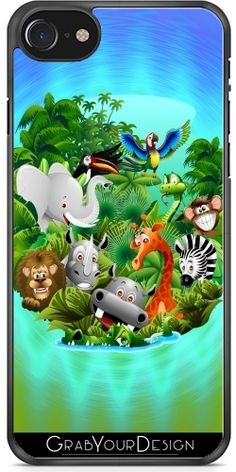 SOLD! #Cute #Animals #Cartoon #Samsung #Galaxy #Cases! #Designs by #BluedarkArt - Many Thanks to the Buyers! > http://www.grabyourdesign.com/artist.php?n=87     @grabyourdesign