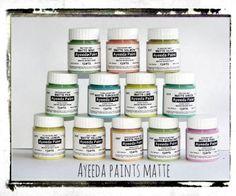 Ayeeda Paints Matte
