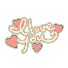 Free SVG File – 08.04.12 – I Love You Caption